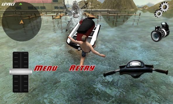 Raft Survival:Shark Attack 3D screenshot 3