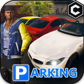 Real Car Parking - Open World City Driving school icon