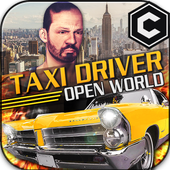 Open World Driver : Taxi Simulator