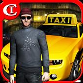 TAXI KING:Drive Simulator icon