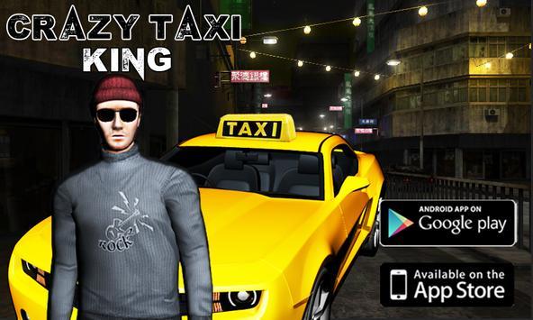 TAXI KING:Drive Simulator poster