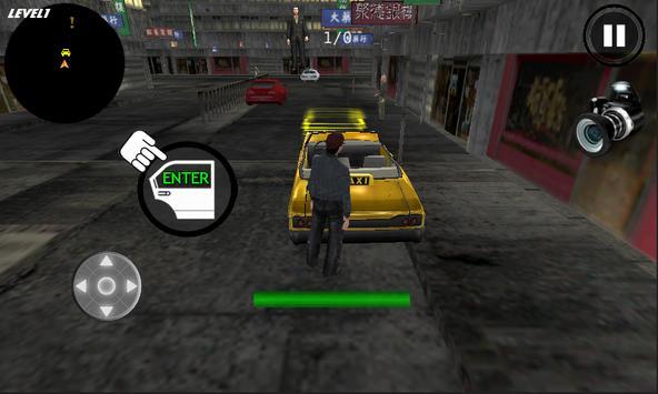 TAXI KING:Drive Simulator screenshot 1