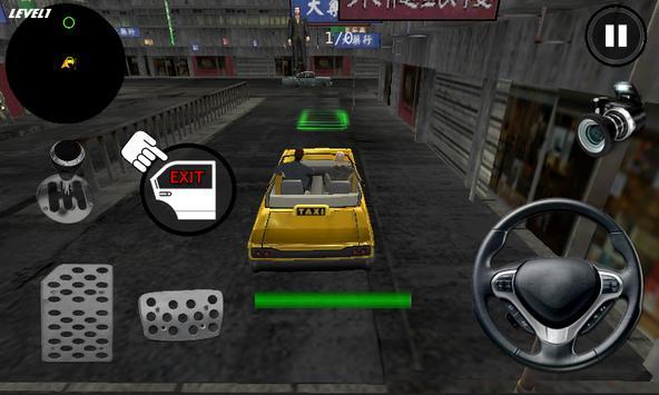 TAXI KING:Drive Simulator screenshot 2