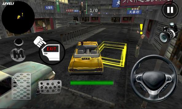 TAXI KING:Drive Simulator screenshot 3