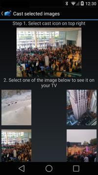 Photo Gallery Chrome Cast screenshot 2