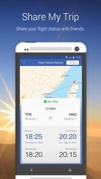 China Airlines App screenshot 3