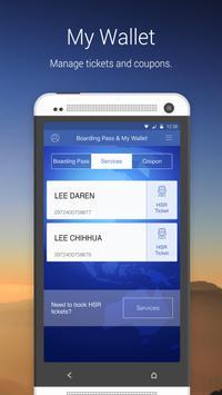 China Airlines App screenshot 4