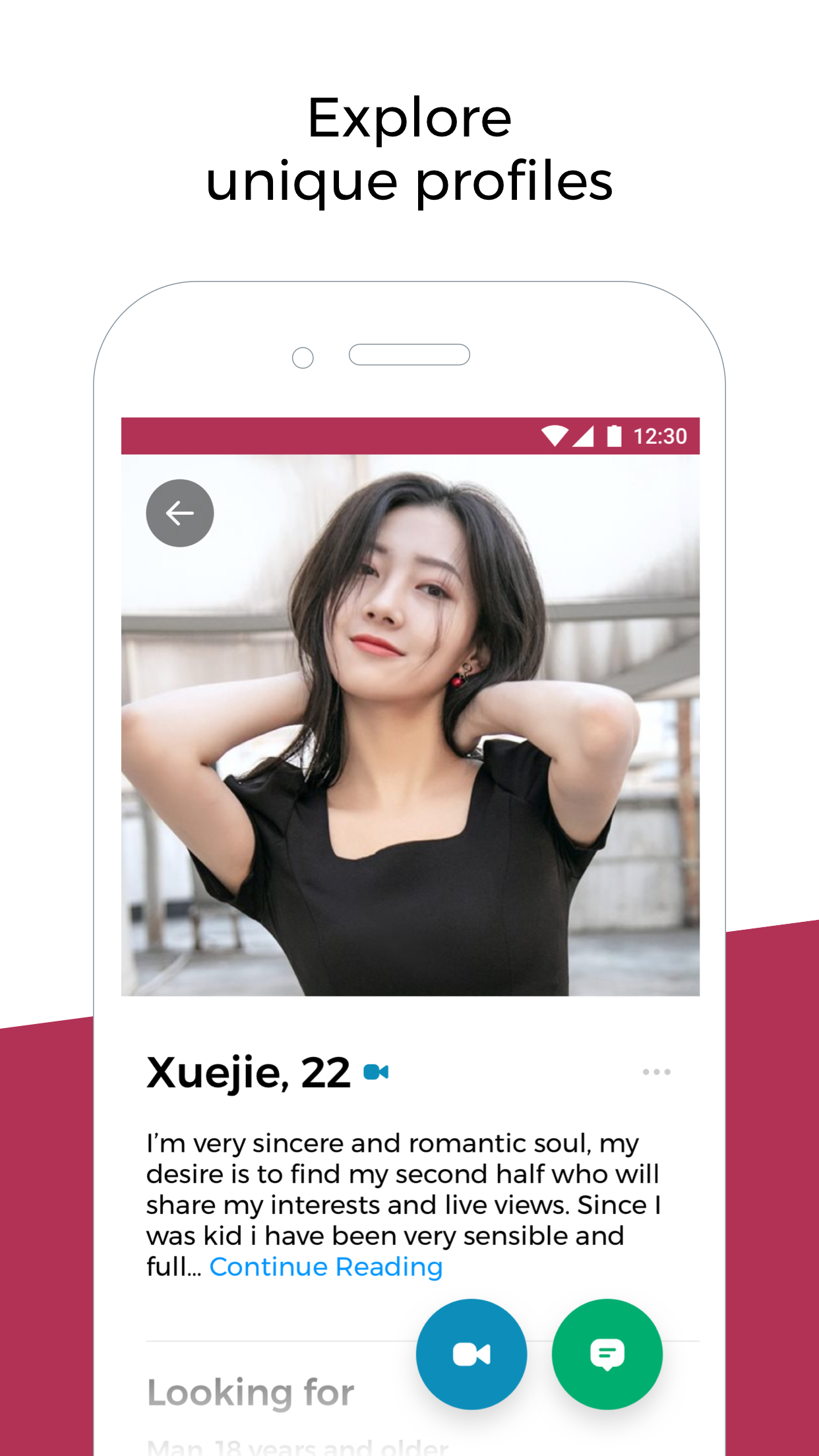chinese dating apps for ios with english version