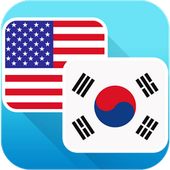 Korean English icon