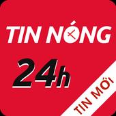 Tin Nóng 24h biểu tượng