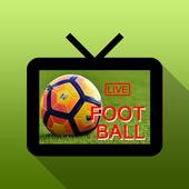 Football TV icon
