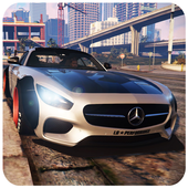 Real Car Mercedes Driving 2019 Simulator icon
