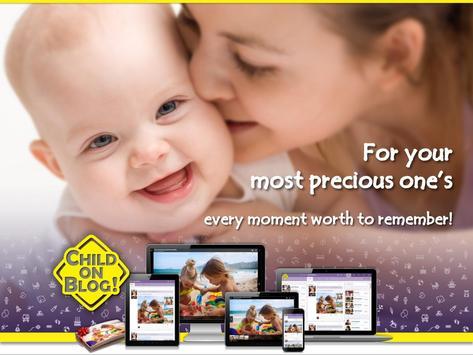 Child On Blog - for Parents screenshot 10
