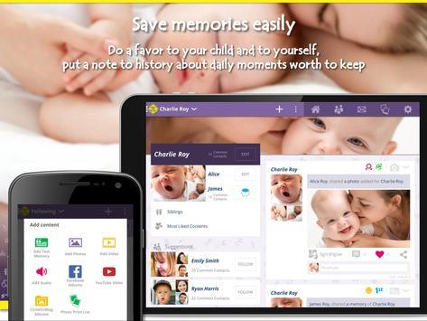 Child On Blog - for Parents screenshot 12