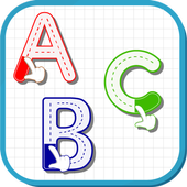 Kids 2020-ABC & Number Writing Practice Book 圖標