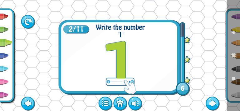 Kids 2020-ABC & Number Writing Practice Book 截圖 3