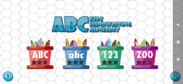 Kids 2020-ABC & Number Writing Practice Book 海報