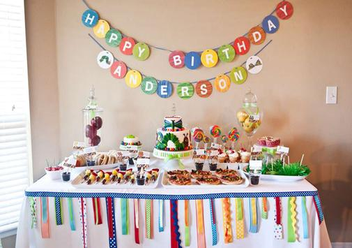 Children's Birthday Decorations screenshot 20