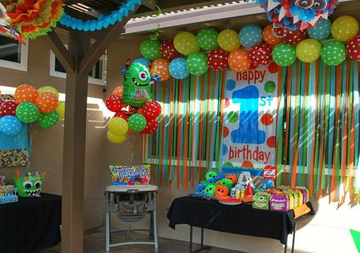 Children's Birthday Decorations screenshot 4