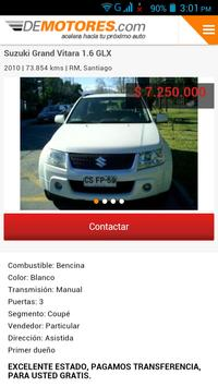 Autos Usados Chile screenshot 2