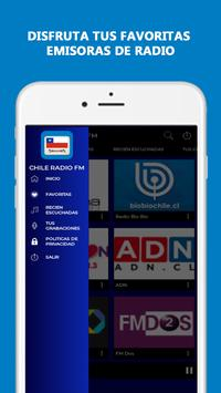 Chile Radio FM screenshot 2
