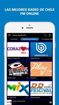 Chile Radio FM screenshot 3