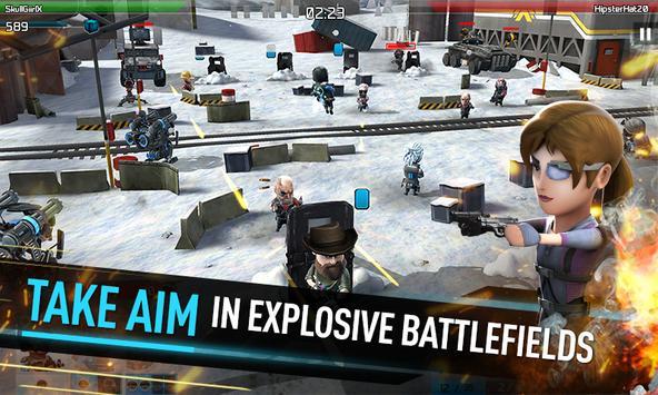WarFriends ảnh chụp màn hình 1