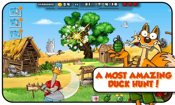 Duck Destroyer poster
