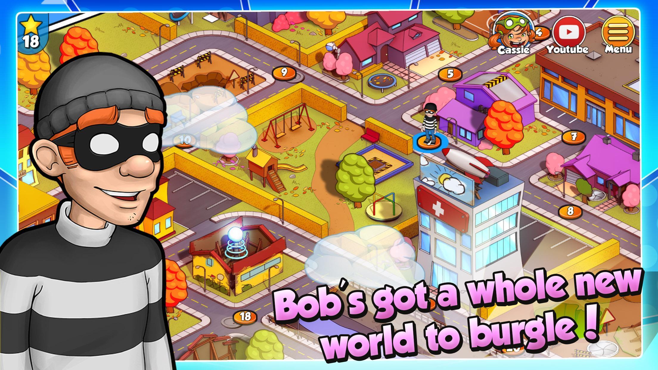 Bob Robber