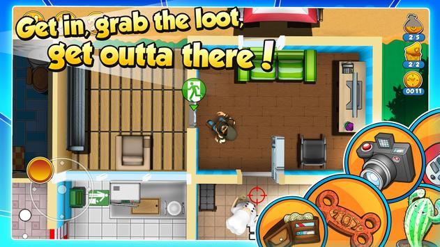 Robbery Bob 2 screenshot 2