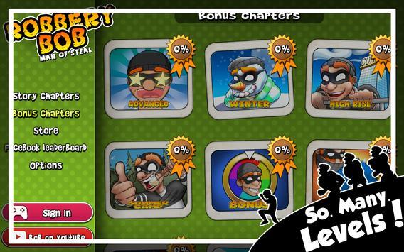 Robbery Bob Ekran Görüntüsü 6