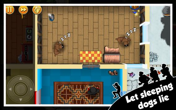 Robbery Bob Ekran Görüntüsü 7