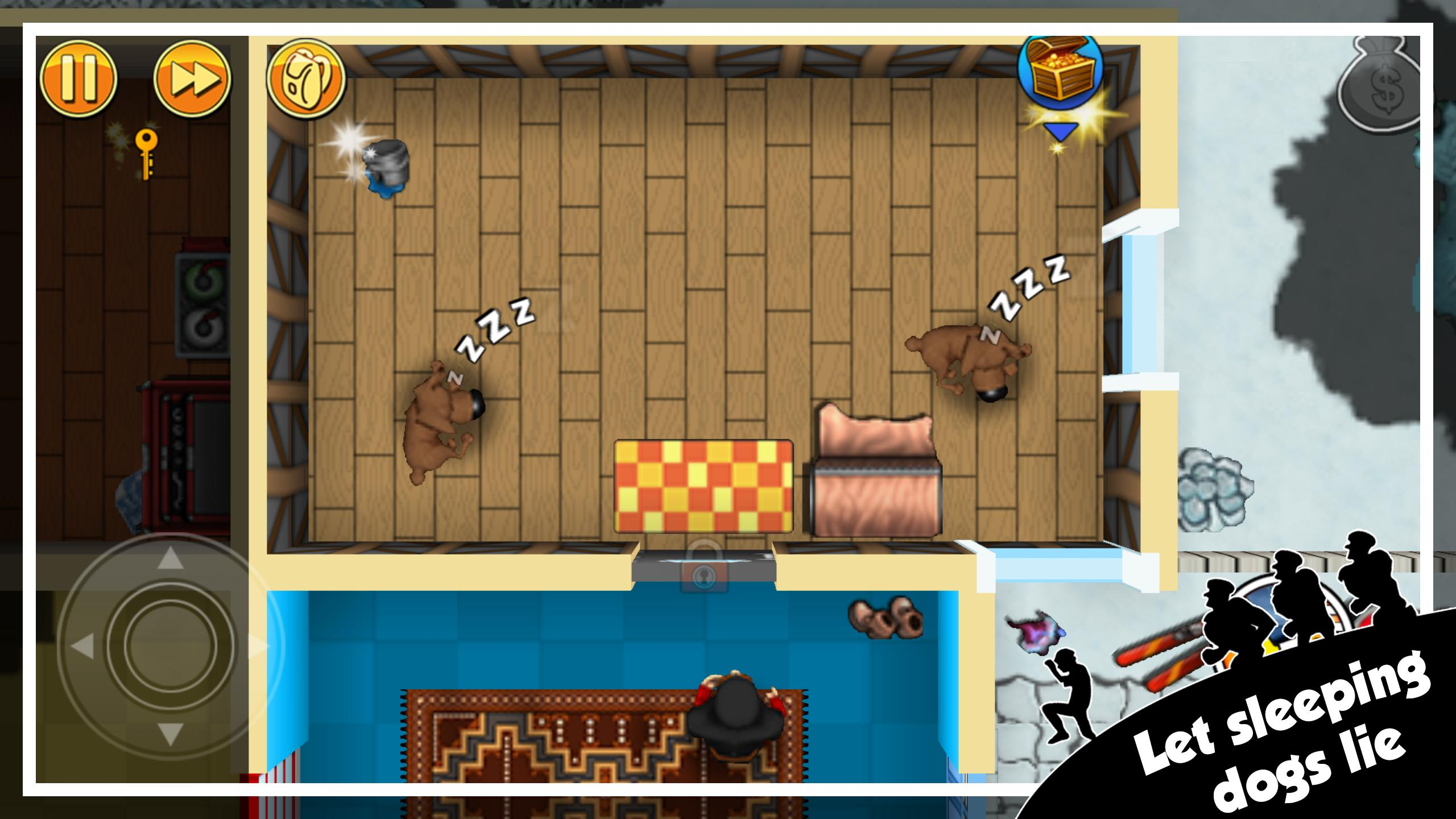 Robbery Bob for Android - APK Download