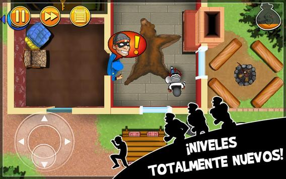 Robbery Bob captura de pantalla 12