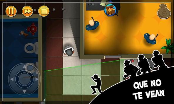Robbery Bob captura de pantalla 2