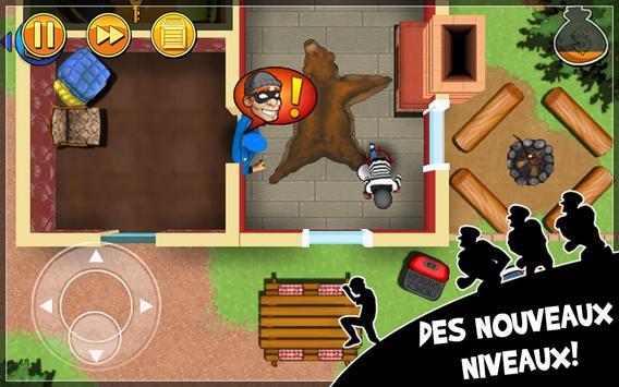 Robbery Bob capture d'écran 12