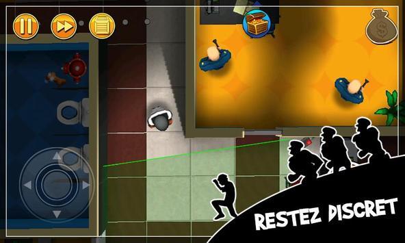 Robbery Bob capture d'écran 2