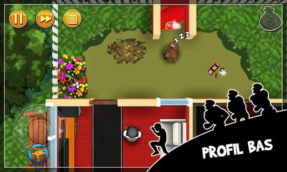 Robbery Bob capture d'écran 5