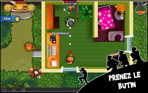 Robbery Bob capture d'écran 9
