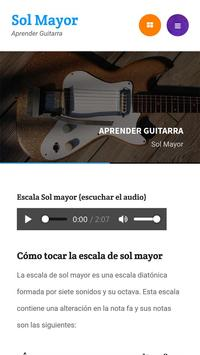 Aprender Guitarra screenshot 2
