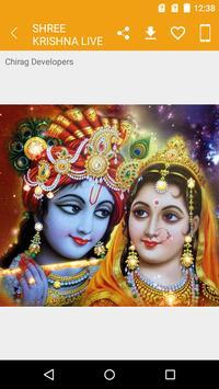 Shree Krishna Live Wallpapers 2019 screenshot 5