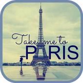 Paris Wallpaper 4K icon