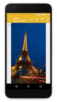 Paris Wallpaper 4K screenshot 2