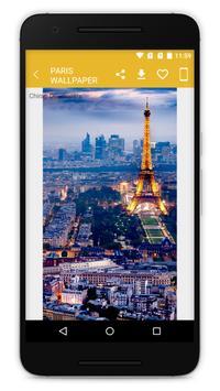 Paris Wallpaper 4K screenshot 4