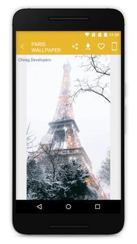 Paris Wallpaper 4K screenshot 6
