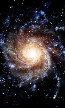 Galaxy Wallpaper पोस्टर