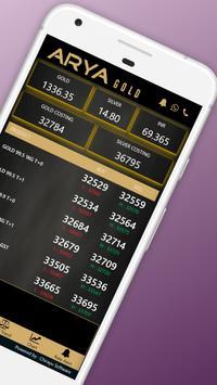 Arya Gold - Mumbai Buy Gold screenshot 1