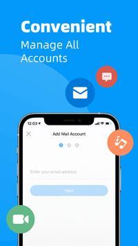 Chirp Mail screenshot 1