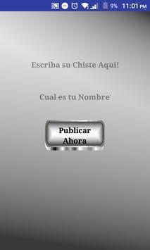 Cuenta Chistes screenshot 4