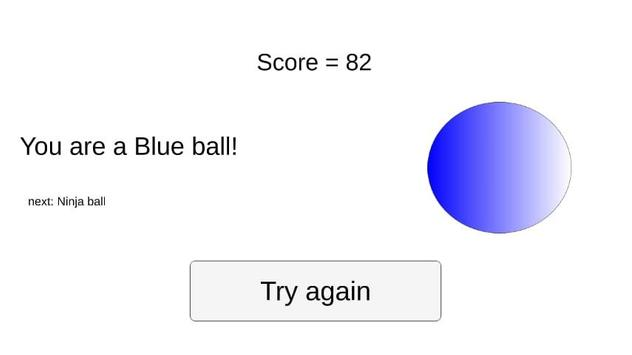 Bouncy Ball screenshot 1